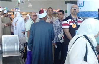 """""""البحوث الإسلامية"""": انتشار واسع لوعاظ الأزهر بالمطارات والمواني لتوعية الحجاج"""