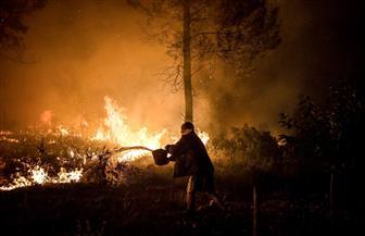 نشر ألف رجل إطفاء لإخماد حرائق في وسط البرتغال