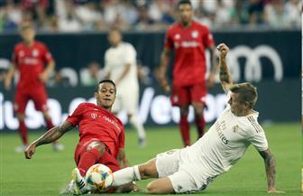ريال مدريد يخسر بالثلاثة أمام بايرن ميونخ ببطولة كأس الأبطال الدولية
