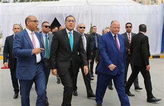 محافظ القاهرة: جراج روكسي إنجاز كبير يحقق رؤية مصر 2030 | صور