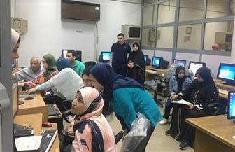 جامعة طنطا تستقبل طلاب تنسيق المرحلة الأولى من الحاصلين على الثانوية العامة | صور
