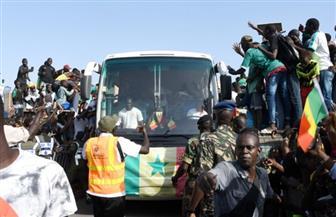 استقبال جماهيري ورئاسي حافل لمنتخب السنغال لدى عودته لداكار
