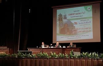 كرم جبر: المصريون نجحوا في استرداد هويتهم.. ولافرق بين مسلم ومسيحي