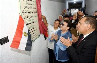 محافظ الشرقية يفتتح مقر فرع نقابة المهن الموسيقية | صور