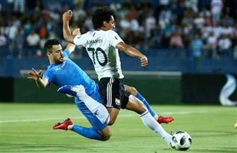 أحمد ياسر ريان يتعادل للجونة أمام الزمالك بالدورى