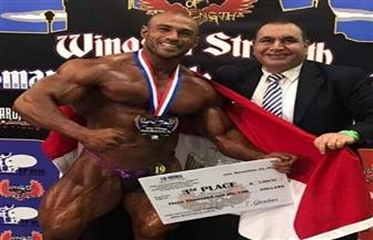 """محمد شعبان يمثل مصر في بطولة """"مستر أولمبياد للمحترفين"""" هذا العام"""