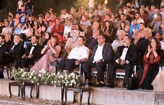 تفاصيل افتتاح الدورة الأولى لمهرجان السينما في جرش للثقافة والفنون | صور