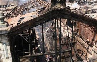 الرئيس السيسي يوجه بتطوير سوق العتبة عقب حريقه.. ومدبولى يكلف ببدء العمل