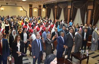 حزب الحرية المصري يطلق منتدى المرأة الإفريقية لدعم قضايا القارة السمراء | صور