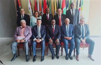 رئيس مجلس النواب يلتقي نظيره الكيني | صور