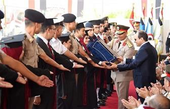 بحضور الرئيس السيسي.. تفاصيل الاحتفال بتخريج دفعات جديدة من الكليات العسكرية