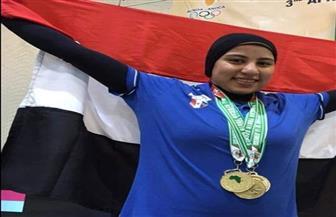 موقع الاتحاد الدولي لرفع الأثقال يبرز إنجازات  المصرية رانيا عزت
