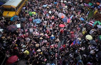 مظاهرات حاشدة في بورتوريكو للمطالبة باستقالة حاكم الجزيرة