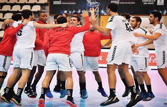 إنجاز جديد لمنتخب الشباب لكرة اليد بعد فوزه على فرنسا ببطولة العالم في إسبانيا |صور