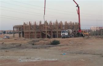 الإسكان: بدء تنفيذ الموقف الإقليمي على مساحة 62000م بمدينة 6 أكتوبر