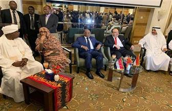 السفير المصري بالسودان يؤكد عمق العلاقات بين الدولتين خلال الاحتفال بذكرى ٢٣ يوليو|صور
