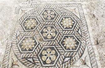 """""""الآثار"""": """"فسيفساء كوم الدكة"""" في سيناريو عرض المتحف اليوناني الروماني بالإسكندرية"""