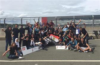 التعليم العالي: هندسة عين شمس تتصدر جامعات الشرق الأوسط وإفريقيا في سباق Formula Student بإنجلترا