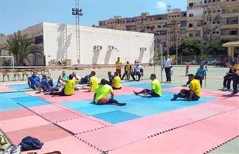 """برعاية """"الشباب والرياضة"""".. تنفيذ اللقاء الرياضى للمشروع القومى لذوى الإعاقة بالإسكندرية"""