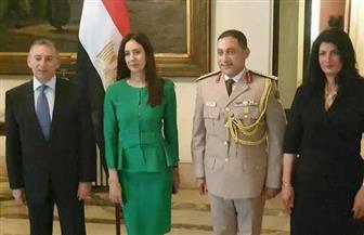 سفير مصر في بريطانيا يقيم حفل استقبال بمناسبة ذكرى 23 يوليو | صور