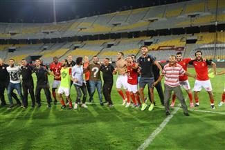 20 لاعبا سجلوا أهداف الأهلي في الدوري رقم 41