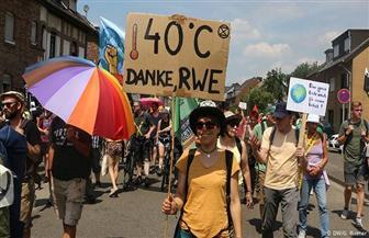 ارتفاع قياسي في درجات الحرارة يلفح أوروبا