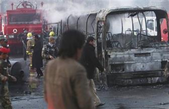 مقتل 12 شخصا وإصابة 20 آخرين في تفجير أتوبيس بأفغانستان