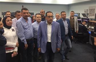 رئيس الوزراء يزور شركة الإسكندرية الوطنية للتكرير والبتروكيماويات | صور