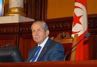 الرئيس التونسي المؤقت يستعرض استعدادات مجلس النواب لعقد جلسة أداء اليمين الدستورية