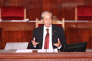 رئيس البرلمان التونسي يؤدي القسم اليوم رئيسا مؤقتا للبلاد