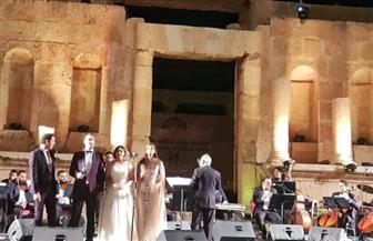 فرقة أوبرا الإسكندرية تطرب جمهور جرش الأردني | صور