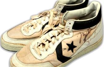 تعرف على سعر أغلى حذاء رياضي في العالم| فيديو