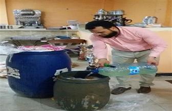 تموين مطروح: ضبط وإعدام 533 كيلو جراما من اللحوم غير الصالحة للاستهلاك الآدمي