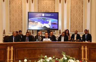 ننشر البيان الختامى للاجتماع الثانى لمنتدى غاز شرق المتوسط