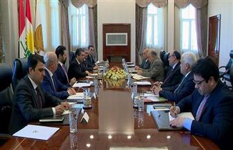 مسرور بارزاني يلتقي الوفد الاتحادي لبحث المشاكل العالقة مع بغداد