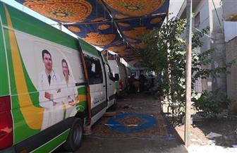 الثلاثاء القادم.. إطلاق قافلة طبية تضم 8 تخصصات إلى وادي فيران على مدار يومين