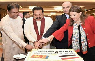 السفارة المصرية في سريلانكا تقيم حفل استقبال لإحياء ذكرى ثورة يوليو المجيدة| صور