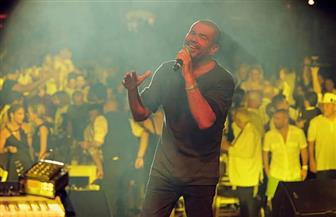 عمرو دياب يحيي حفلا غنائيا في رومانيا  صور