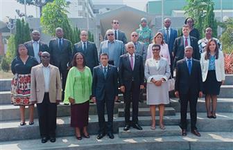رئيس مجلس النواب يعود إلى القاهرة بعد جولة إفريقية ناجحة |صور