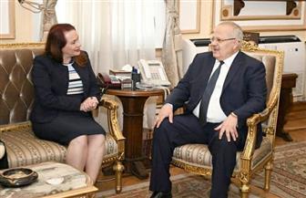 رئيسة الجمعية العامة للأمم المتحدة تشكر رئيس جامعة القاهرة في خطاب رسمي