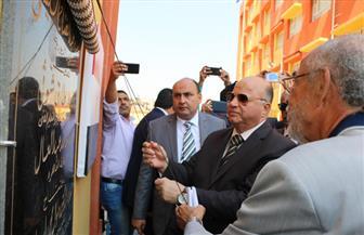 محافظ القاهرة يفتتح مدرستين شرق مدينة نصر بتكلفة 24 مليون جنيه |صور