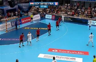 بروح قتالية.. مصر تخسر أمام فرنسا بنصف نهائي بطولة العالم للشباب لكرة اليد