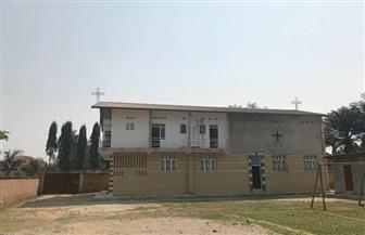 القمص جبريال جبرائيل يصل لإقامة قداسات في الكنيسة المصرية الجديدة في بوروندي