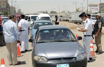 تحرير 119 ألف مخالفة مرورية متنوعة خلال 3 أيام