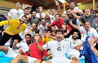الثلاثاء.. مصر تستقبل أبطال برونزية العالم لشباب اليد 2019