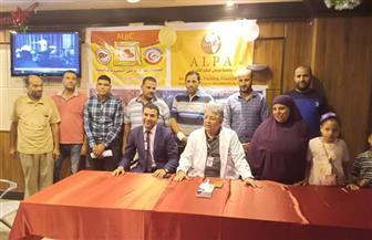 مؤسسة الكبد المصري تحتفل باليوم العالمي لمكافحة الفيروسات | صور