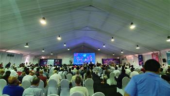 مصر أول دولة بالشرق الأوسط تستضيف المؤتمر الدولي للتصنيع الرقمي | صور