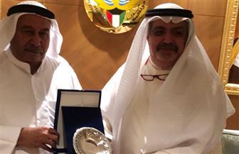 سفير الكويت بالقاهرة يشيد بالعلاقات التاريخية الوثيقة بين البلدين