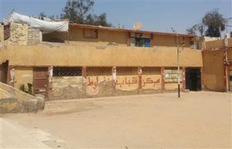 بدء هدم المباني القديمة بمركز شباب منفلوط تمهيدا لأعمال التطوير | صور