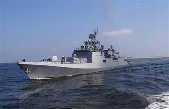 القوات البحرية المصرية والهندية تنفذان تدريبا بحريا عابرا في المتوسط